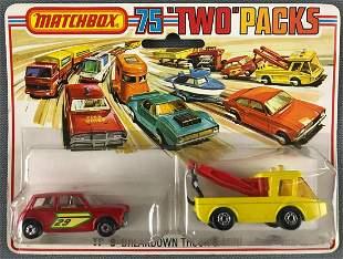 Matchbox Two Pack TP-6-A5