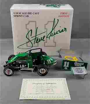 Steve Kinser #11 Quaker State die cast sprint car