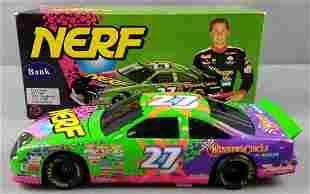 Kenny Irwin #27 Nerf die cast bank stock car