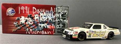 #28 Davey Allison Die Cast Stock Car