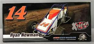 #14 Ryan Newman Die Cast Midget Car