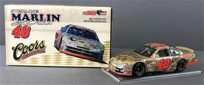 #40 Sterling Martin Die Cast Stock Car