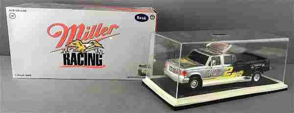 #2 Rusty Wallace Die Cast Pickup Truck