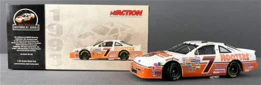 #7 Alan Kulwicki Die Cast Stock Car