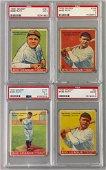 RARE Complete set 1933 Goudey Baseball Cards