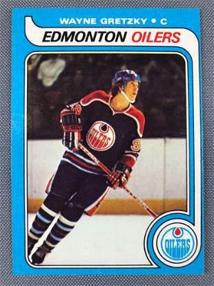 1979 Topps Wayne Gretzky Rookie #18