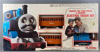 Lionel Thomas & Friends Electric Train Set