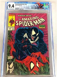 CGC Graded Marvel Comics The Amazing Spider-Man No. 316