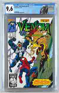 CGC Graded Marvel Comics Venom: Lethal Protector No. 4