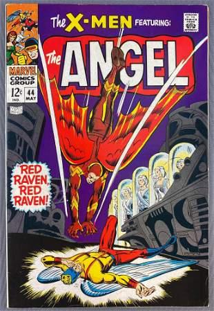 Marvel Comics The X-Men No. 44 comic book