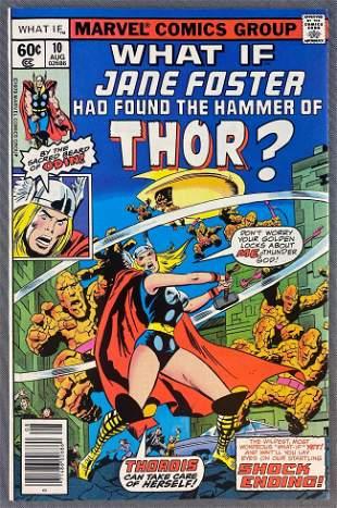 Marvel Comics What If? No. 10 comic book