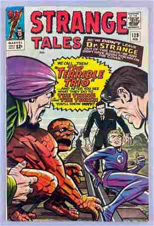 Marvel Comics Strange Tales No. 129 comic book