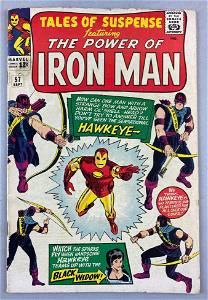 Marvel Comics Tales of Suspense No. 57 comic book