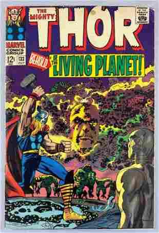 Marvel Comics Thor No. 133 comic book