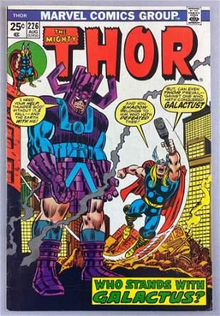 Marvel Comics Thor No. 226 comic book