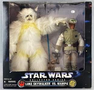 Kenner Star Wars Collector Series Luke Skywalker vs.