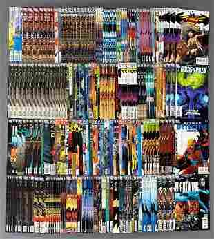 Group of appx 150 DC Comics comic books