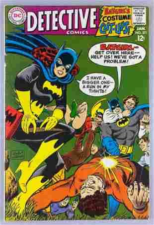 DC Comics Detective Comics No. 371 comic book