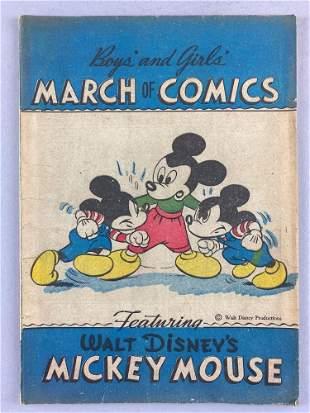 K.K. Productions/Walt Disney March of Comics No. 8