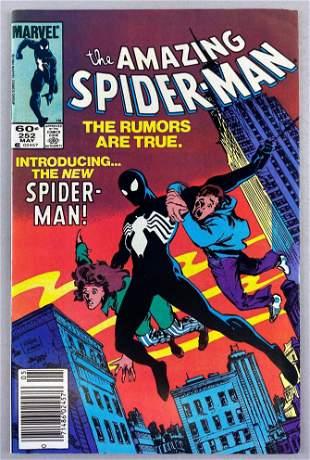 Marvel Comics The Amazing Spider-Man No. 252 comic book