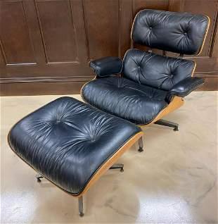 Herman Miller Eames Mid Century Rosewood Lounge Chair