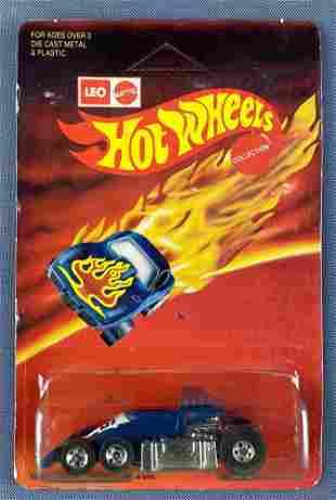 Leo Mattel Hot Wheels No. 2017 Lickety Six