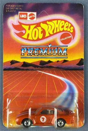Leo Mattel Hot Wheels Premium No. 4631 Porsche