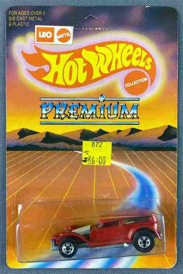Leo Mattel Hot Wheels Premium No. 6401 Demon Car