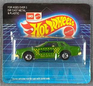 Leo Mattel Hot Wheels No. 3255 Datsun 200 SX
