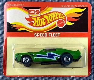 Leo Mattel Hot Wheels Speed Fleet Torino Stocker