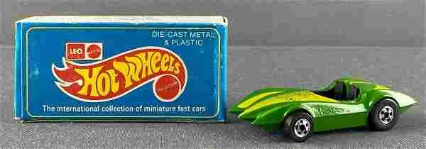Leo Mattel Hot Wheels No. 9996 Second Wind