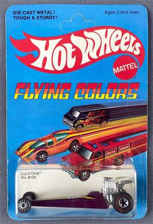Hot Wheels Redline Flying Colors No. 9120 Cool One
