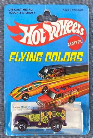 Hot Wheels Redline Flying Colors No. 7621 Funny Money