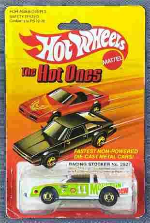 Hot Wheels The Hot Ones No. 3927 Racing Stocker