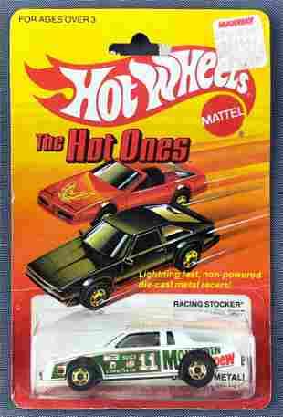 Hot Wheels The Hot Ones No. 3297 Racing Stocker