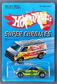 Hot Wheels Super Chromes No. 42 Heavy Chevy