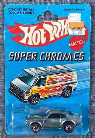 Hot Wheels Super Chromes Redline No. 9209 Mighty