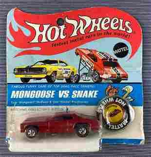 Hot Wheels Redline Tom McEwen The Mongoose