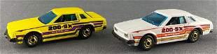 Group of 2 Hot Wheels Datsun 200-SX
