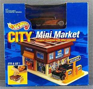 Hot Wheels City Sto & Go Mini Market