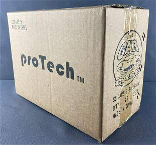 Full sealed box of ProTech car cases