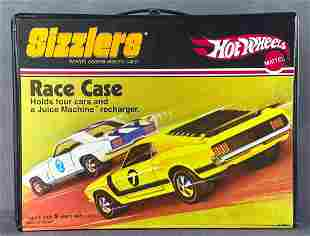 Hot Wheels Sizzlers Race Case
