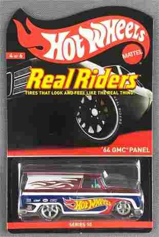Hot Wheels Real Riders 64 GMC Panel