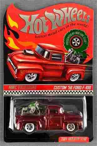 Hot Wheels Red Line Club HWC Exclusive Custom 56 Ford