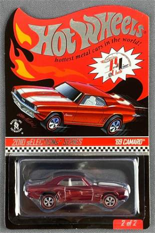Hot Wheels Red Line Club 2010 sELECTIONs Series 69