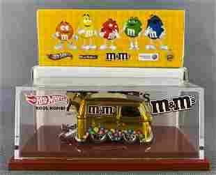 Hot Wheels Red Line Club M&Ms/Volkswagen Kool Kombi