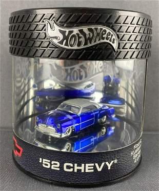 Hot Wheels Oilcan Kool & Kustom Series 52 Chevy
