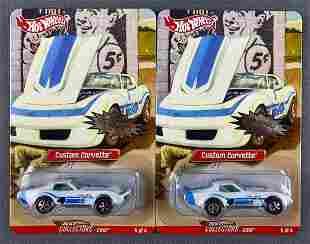 Group of 2 Hot Wheels RLC Rewards Series Custom