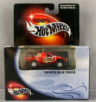 100% Hot Wheels Flying Baja Truck