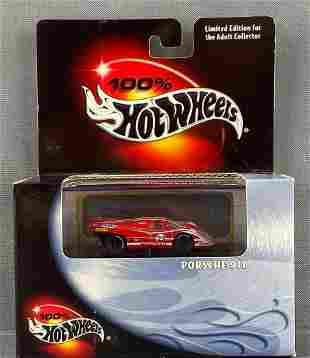 100% Hot Wheels Porsche 917